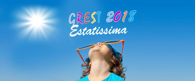"""GREST """"ESTATISSIMA 2018"""""""